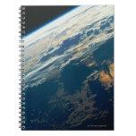 Dawn over the Atlantic Ocean Spiral Notebooks