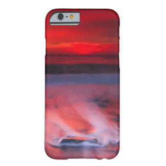Dawn Over The Stormy Sea Barely There iPhone 6 Case
