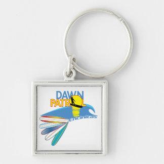 Dawn Patrol Encinitas Keychain