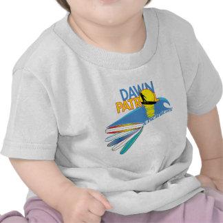 Dawn Patrol Encinitas T-shirts