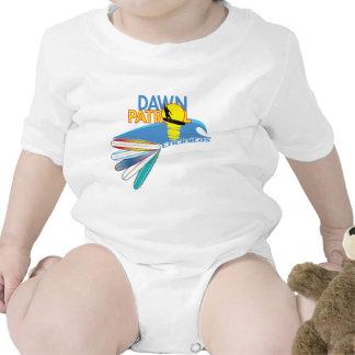 Dawn Patrol Encinitas Baby Creeper