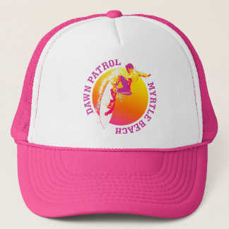Dawn Patrol (Myrtle Beach) Trucker Hat