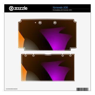 Dawn Simple Nintendo 3DS Skin