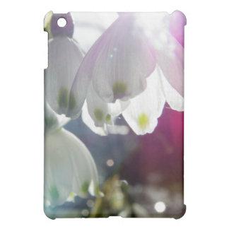 Dawn Snowdrops Case For The iPad Mini