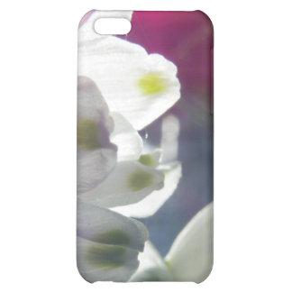 Dawn Snowdrops iPhone 5C Case