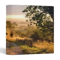 Dawn Sunshine | English Countryside 3 Ring Binder