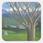 Dawn Tree Sticker