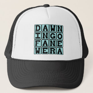 Dawning Of A New Era, Great Beginning Trucker Hat