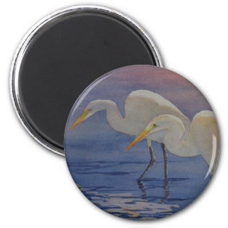 Dawn's Early Light 2 Inch Round Magnet