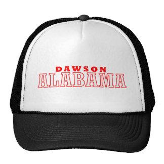 Dawson, Alabama Trucker Hat