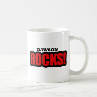 Dawson, Alabama Mugs