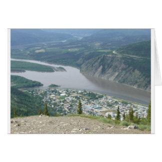 Dawson City, Yukon Card