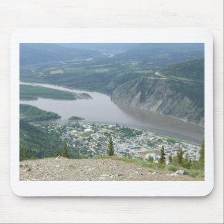 Dawson City, Yukon Mouse Pad