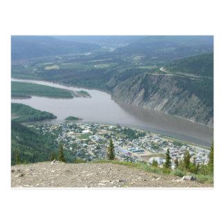 Dawson City, Yukon Postcard