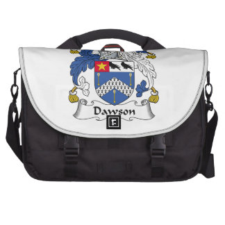 Dawson Family Crest Laptop Bags