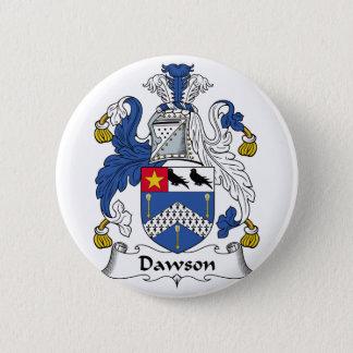 Dawson Family Crest Pinback Button