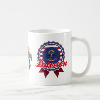 Dawson, ND Coffee Mug