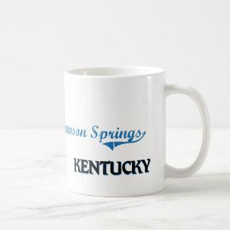 Dawson Springs Kentucky City Classic Mug