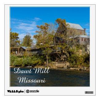 Dawt Mill Wall Sticker