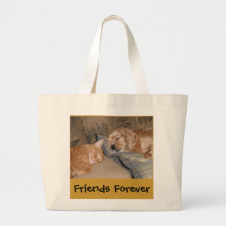 Dax and Chance Share Canvas Bag