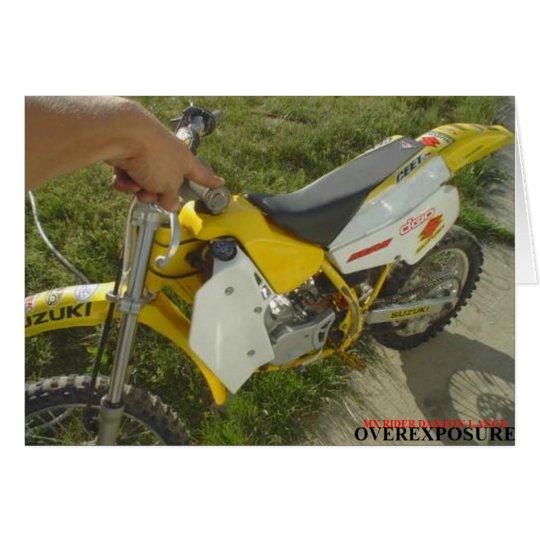Daxton Lance's Bike Card