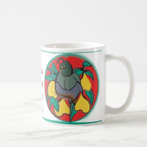 Day 1 - 12 Days of Christmas Coffee Mug