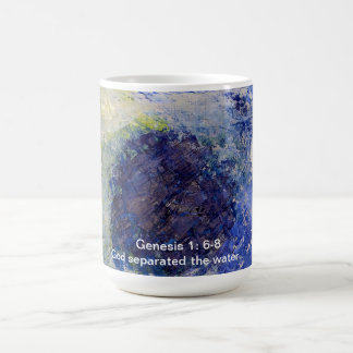 Day 2 of Creation Mug Genesis 1:6-8