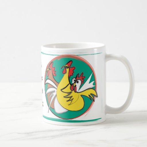 Day 3 - 12 Days of Christmas Coffee Mug