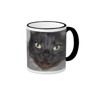 Day 4: Grey Cat Mug
