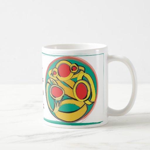 Day 5 - 12 Days of Christmas Coffee Mug