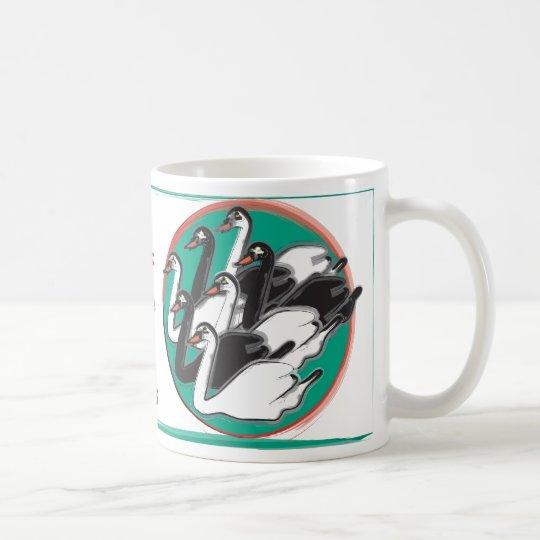 Day 7 - 12 Days of Christmas Coffee Mug