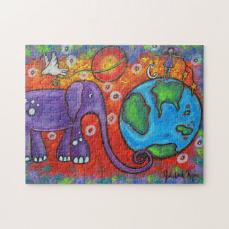 Day and Night On Planet Earth Puzzle