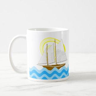 Day and Night Sail Mug