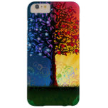 Day And Night Tree Barely There iPhone 6 Plus Case
