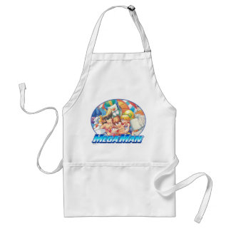 Day at the Beach Adult Apron