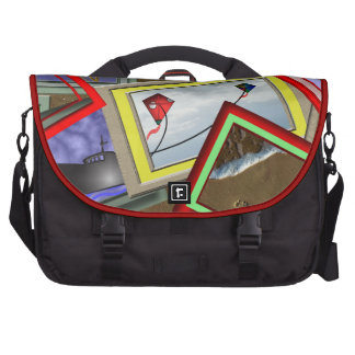 Day at the Beach Computer Bag