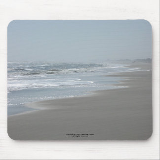 """""""Day at the Beach"""" mousepad"""