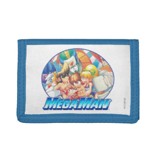 Day at the Beach Trifold Wallet