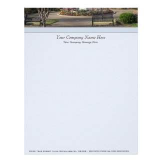 Day At The Park Letterhead