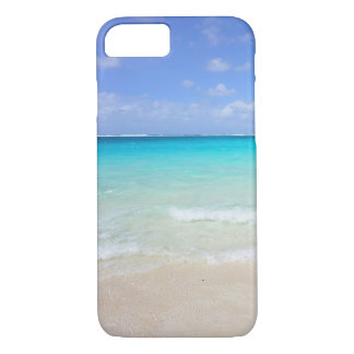 Day at the Tropical Beach iPhone 7 Case