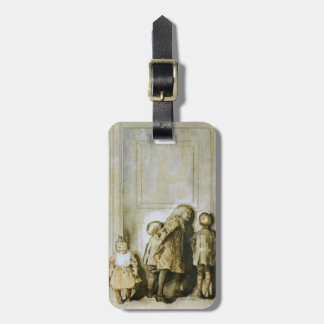Day Before Christmas Eve Luggage Tag