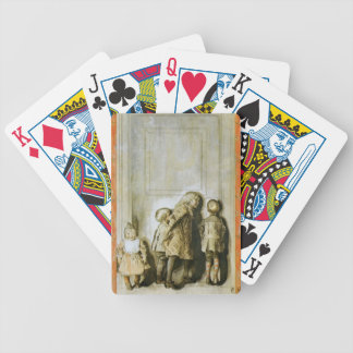 Day Before Christmas Eve Bicycle Poker Cards