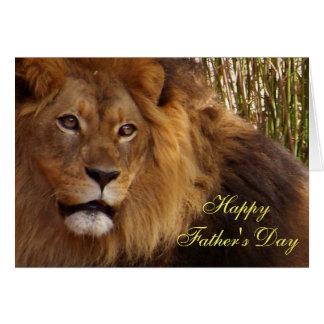 Day_ del padre feliz tarjeton