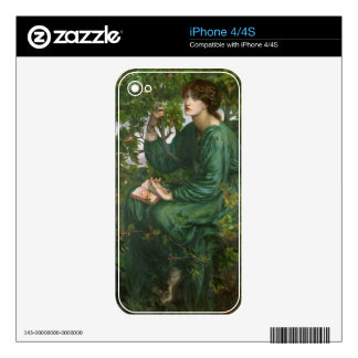 Day Dream, 1880 Skin For iPhone 4