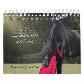 Day Dream with Uldrik 457 and Friends Calendar