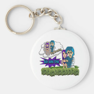 Day Dreaming Keychain