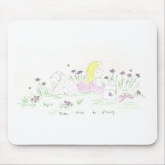 Day Dreaming Mouse Pad