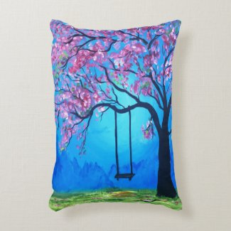 Day Dreaming Pillow