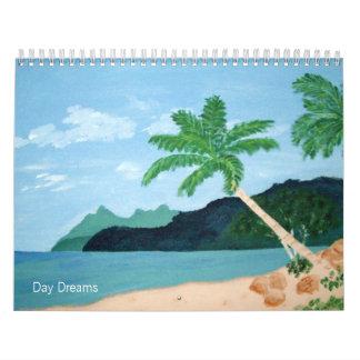 Day Dreams Calendar