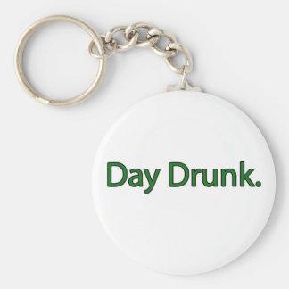 Day Drunk. Keychain
